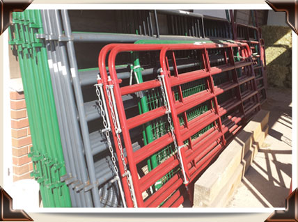 Farm Gates and Corral Panels